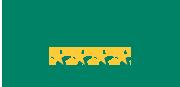 Ferienhäuser Ziegelwies – die Blockhauser am Lechfall in Füssen Logo